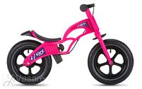 Children balance/running bike Drag Kick BrV pink