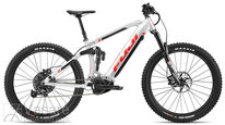 e-Велосипед Fuji BlackHill Evo 27.5+ 1.1 Raw Alloy