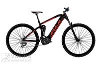 e-Велосипед Fuji BlackHill Evo 29 1.3 Satin Black