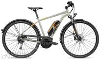 El. dviratis Fuji E-Traverse 1.1+ INTL Gray Gloss