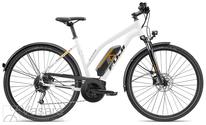 El. dviratis Fuji E-Traverse 1.1 ST + INTL White Gloss