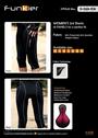Funkier Woman 3/4 shorts