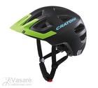 Helmet Cratoni Maxster Pro S/M (51-56cm) black/lime matt