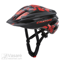 Helmet Cratoni Pacer (MTB) S/M (54-58cm) black/red matt