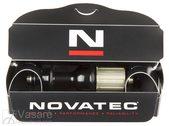 Galinė stebulė Novatec LIGHT, juoda, 24H, OLD:130 mm,11s