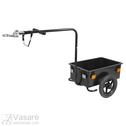 luggage bicycle trailer, 59 cm  x 39 cm x 21 cm (LxWxH)