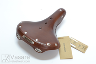 Balnelis Saddle Gyes G-21 L Brown w/o clamp w/o spring