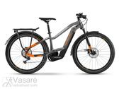 Электрический велосипед Haibike Trekking 10 i625Wh Trapez 12-G SLX