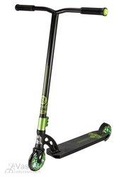 Paspirtukas triukams Madd VX7 Nitro green roll 120mm