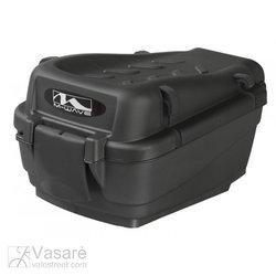 Dėžė plastmasinė, tvirtinama ant bagažinės 5L