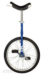 "Unicycle OnlyOne 20"" blue"