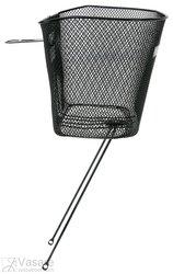 Metalinis krepšys juodas