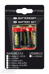 Battery UM-2 R-14
