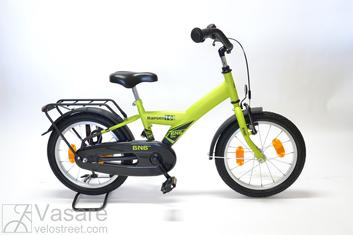 "Bicycle 16"" Kn-St-KID R26 RBN U BANANA"