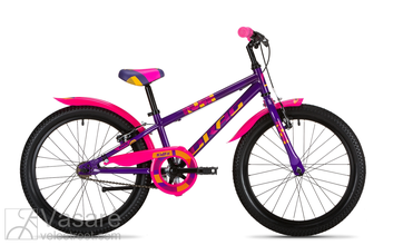 Bicycle 20 Drag RUSH  purple/pink