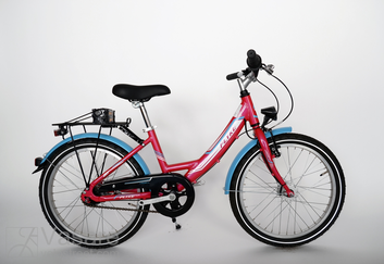 "Bicycle 20""Ma-Al-ATB R30 7NY U MONO ARCONA ALU ND hibiscus red"