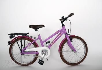 """Bicycle 20""""Ma-Al-ATB R30 RBN U TRAPEZ African-violet"""