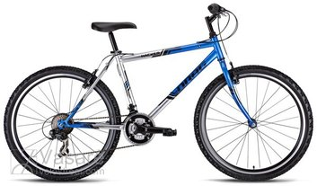Bicycle 26 Drag Hacker Blue/Silver