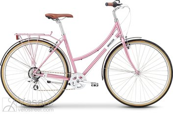 Dviratis Breezer DOWNTOWN EX ST Light Pink