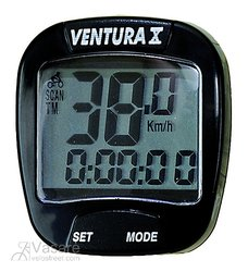 Bicycle Computer Ventura 10 functions