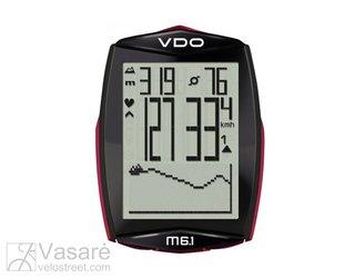 Spidometras VDO M6.1 WL