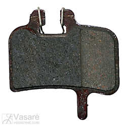 Brake pad set Promax 360552 (F),360557(R)