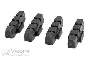 Brake pads Magura black (4pcs.)