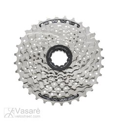 CASSETTE, 8-SPEED, 11-32T(AW) 11-13-15-18-21-24-28-32T Acera