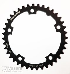 chainwheel Stronglight E-Shifting comp.Dura Ace FC-7900 inside 39Z