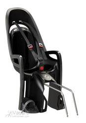 Child bike seat Hamax Zenith, grey/black
