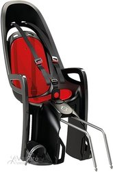 Child bike seat Hamax Zenith, grey/red