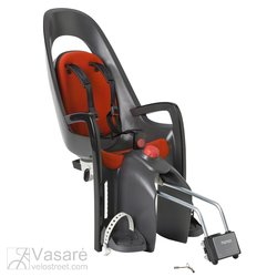 Child seat Hamax Caress Grey/White/Red