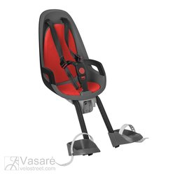 Child seat Hamax Caress Observer Grey/black/red