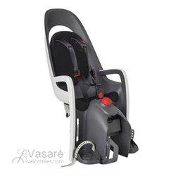 Kėdutė vaikui Hamax Caress tvirtinama ant bagažinės, pilka/balta