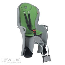 Child seat Hamax Kiss Medium Grey/Green