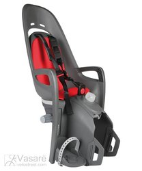 Child seat Hamax Zenith Relax carrier grey/red, mounting on carrier