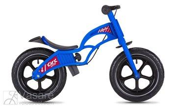 Balansinis dviratukas Drag Kick BrV mėlynas