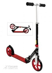City Scooter Fuzion Cityglide Alu red/black