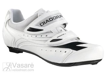 Cycling Shoes Diadora SPRINTER 2 white/silver/black