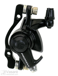 Disk brake caliper rear