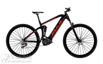El. dviratis Fuji BlackHill Evo 29 1.3 Satin Black