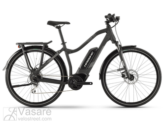 E-велосипед Haibike SDURO Trekking 1.0 women 400Wh 8s. Acera