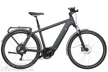Elektrinis dviratis R&M Charger3 Touring 53cm, storm blue