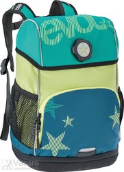 EVOC BACKPACK JUNIOR // Green/Lime/Petrol