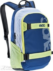 EVOC BACKPACK STREET // Navy/lime