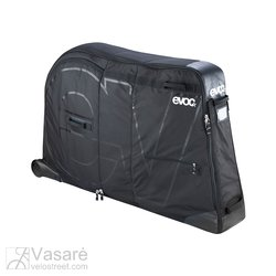 EVOC BIKE TRAVEL BAG // Black