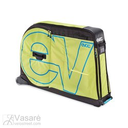 EVOC BIKE TRAVEL BAG PRO // Lime