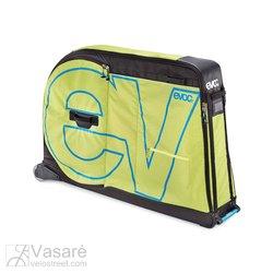 EVOC Dviračio transportavimo krepšys Bike Travel Bag PRO // Lime