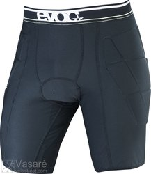 EVOC CRASH PANTS // Black