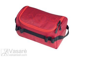 EVOC WASH BAG // Ruby
